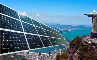 Panorama da energia solar fotovoltaica no Brasil