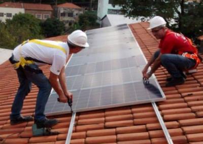Projeto de Energia Solar do Butantã