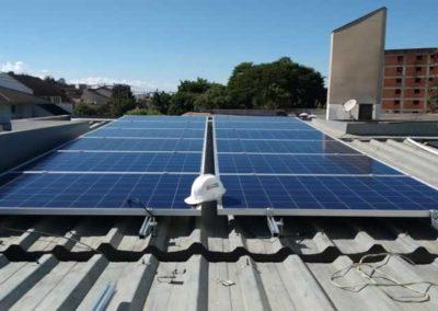 Placas Fotovoltaicas projeto Bauru