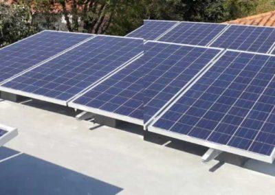 Projeto Sistema Fotovoltaico Módulos