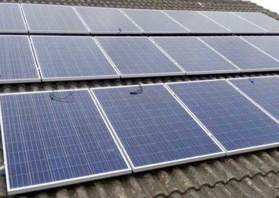 Sistema Fotovoltaico Conectados a Rede no ABC Paulista