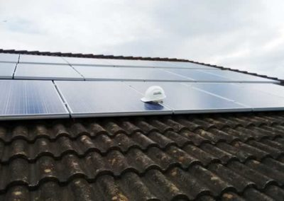 Sistema Fotovoltaico em São Bernardo do Campo