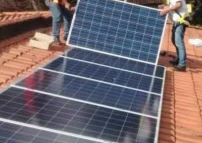 Sistema Fotovoltaicos no Bairro Butantã - SP