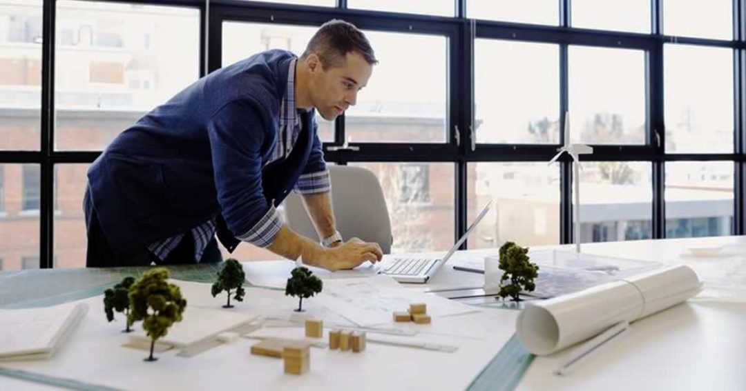Arquitetura sustentável: Como integrar a energia solar aos projetos arquitetônicos.