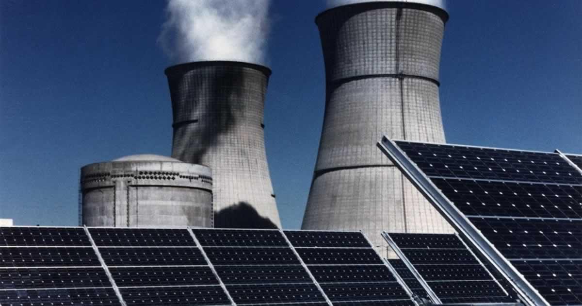 Não importa seu ramo de atuação, até mesmo produtores de energia nuclear podem se beneficiar da energia solar.