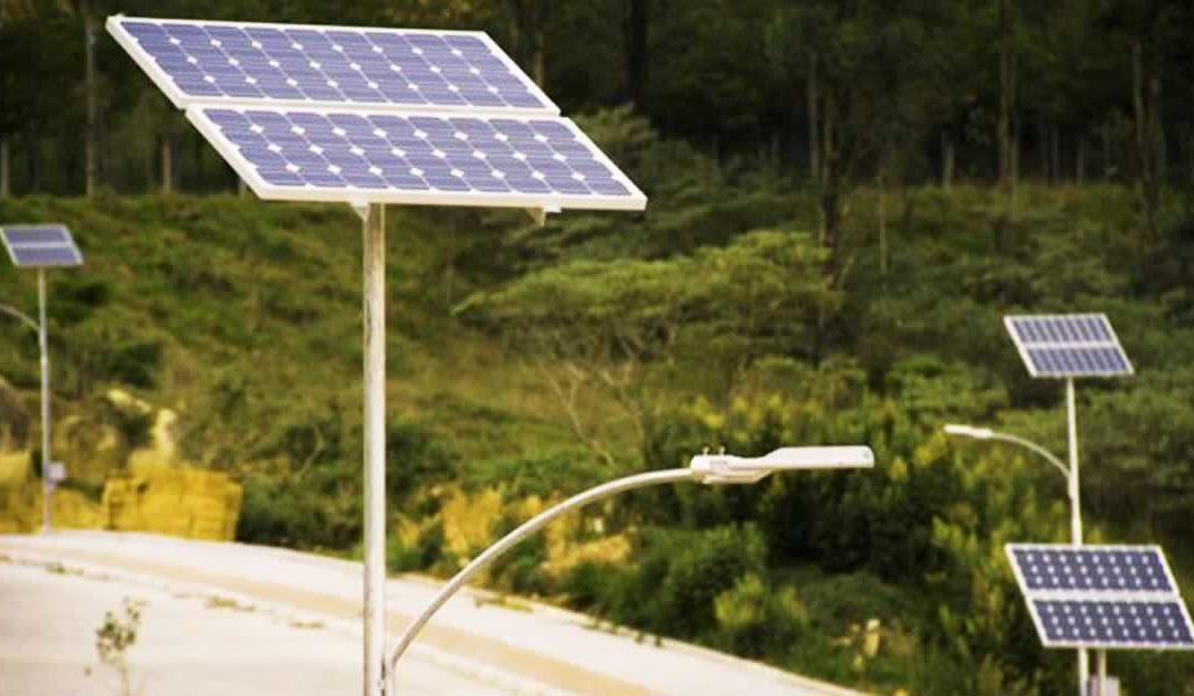 Iluminação externa: Energia solar fotovoltaica como alternativa rentável