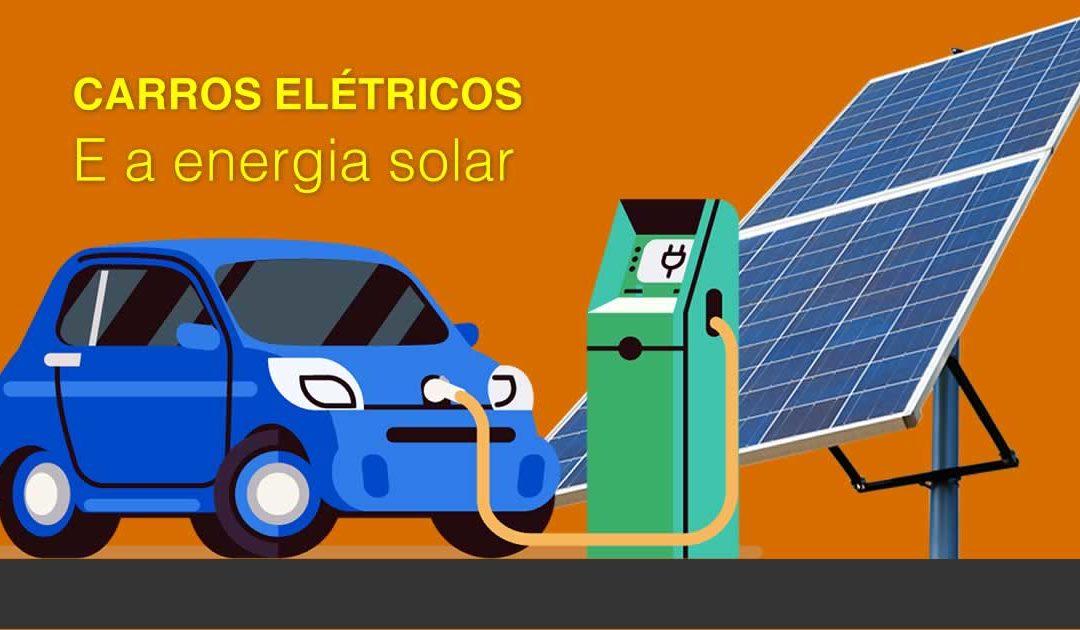 Carros elétricos: Abastecimento com energia solar
