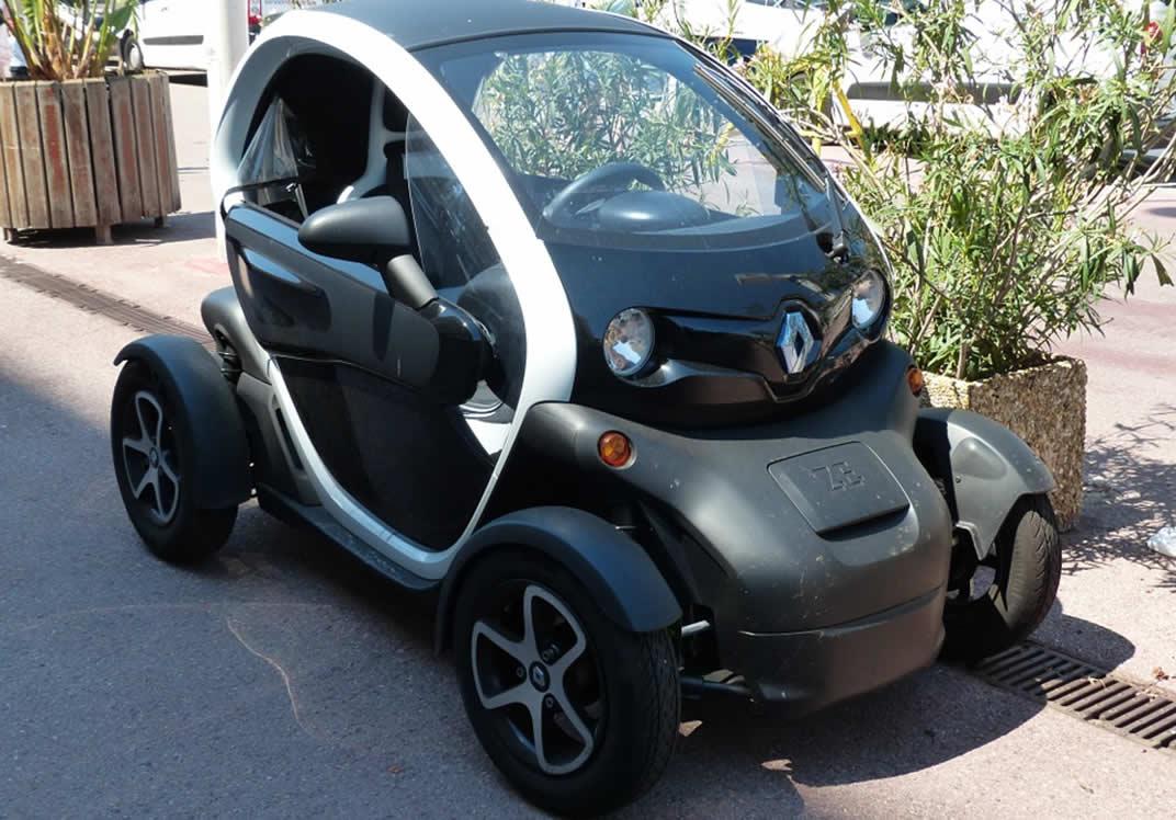 carros elétricos no mundo