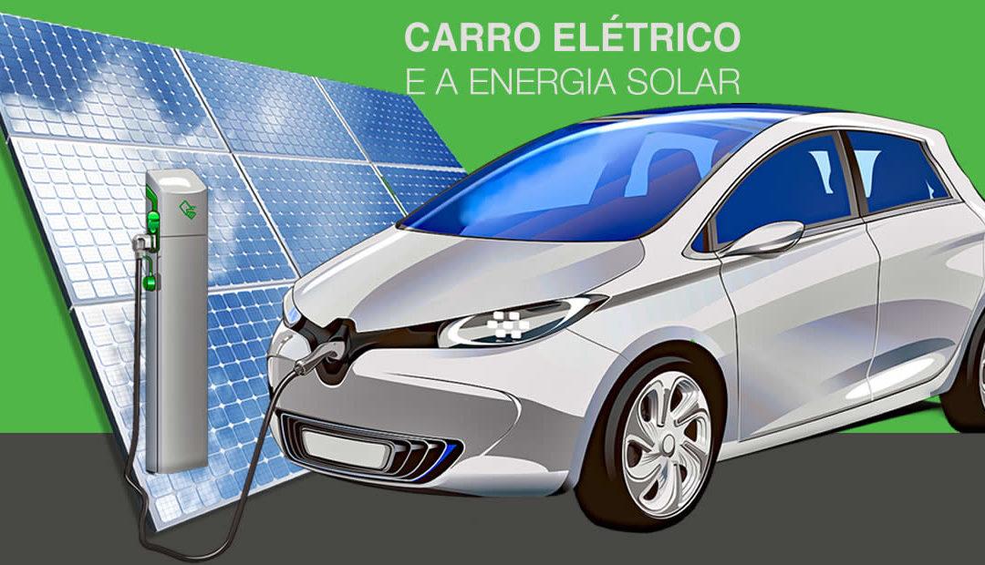 Carro elétrico e energia solar: Panorama até 2022