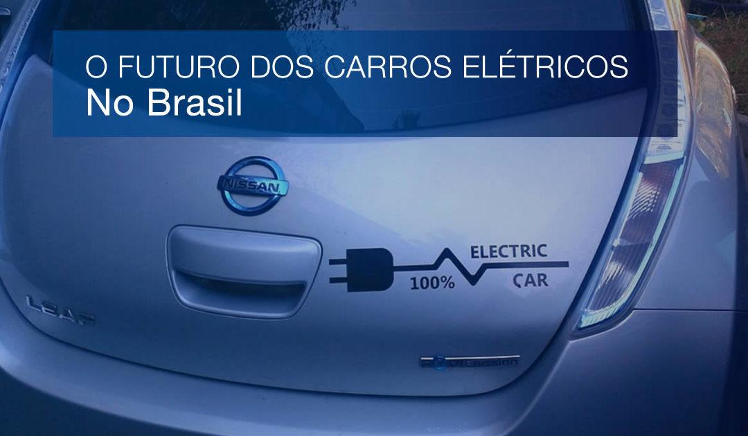 O futuro dos carros elétricos no Brasil