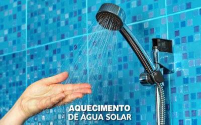 Como ter água quente nos chuveiros e torneiras sem se preocupar com a conta de luz?