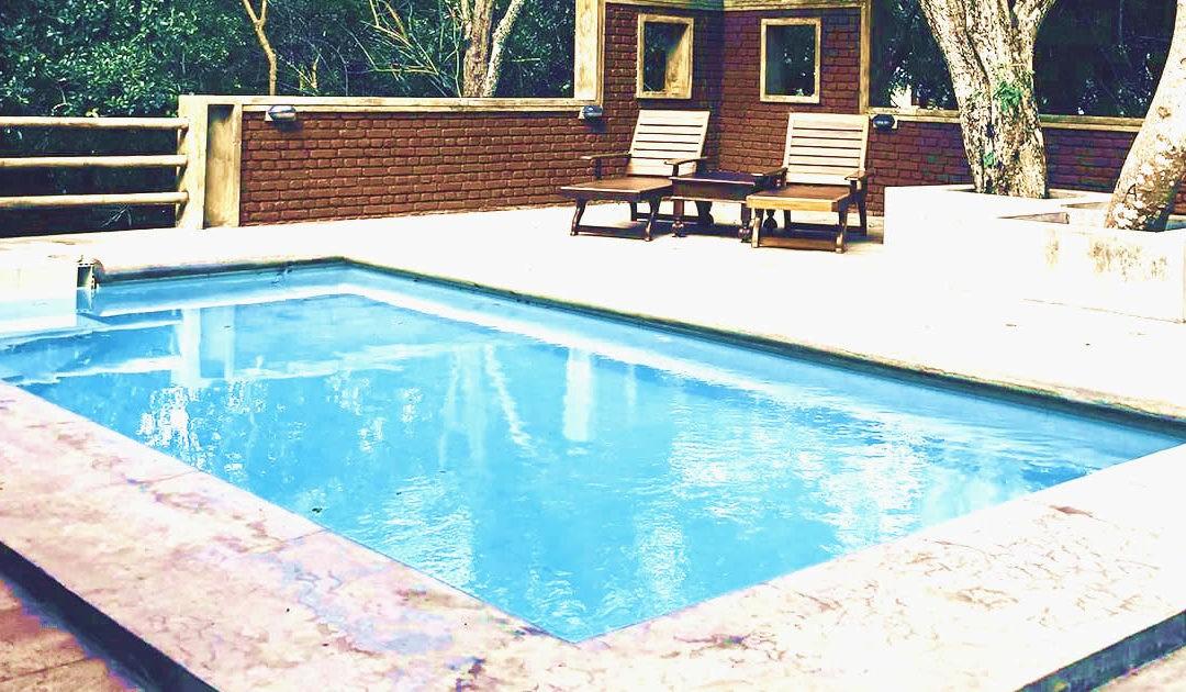 Como ter uma piscina em casa